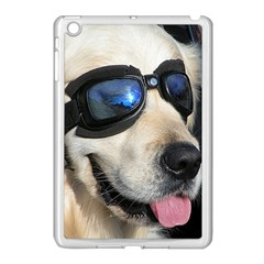 Cool Dog  Apple iPad Mini Case (White)