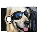 Cool Dog  Kindle Fire HD 7  Flip 360 Case Front