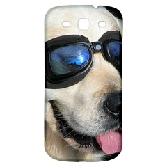 Cool Dog  Samsung Galaxy S3 S Iii Classic Hardshell Back Case