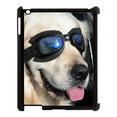 Cool Dog  Apple iPad 3/4 Case (Black)