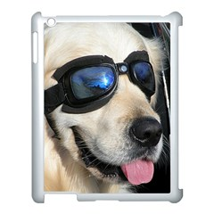 Cool Dog  Apple Ipad 3/4 Case (white)