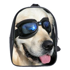 Cool Dog  School Bag (XL)