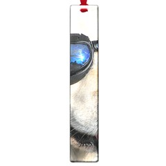 Cool Dog  Large Bookmark