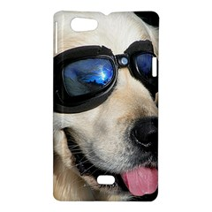 Cool Dog  Sony Xperia Miro Hardshell Case