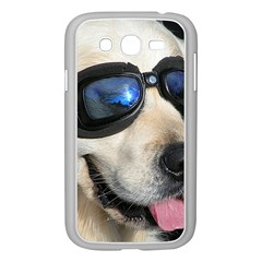 Cool Dog  Samsung Galaxy Grand DUOS I9082 Case (White)