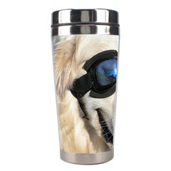 Cool Dog  Stainless Steel Travel Tumbler