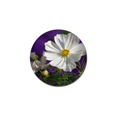 Cosmea   Golf Ball Marker 4 Pack