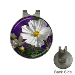 Cosmea   Hat Clip With Golf Ball Marker