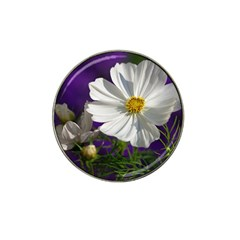 Cosmea   Golf Ball Marker (for Hat Clip)
