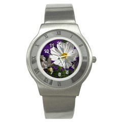 Cosmea   Stainless Steel Watch (unisex)