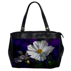 Cosmea   Oversize Office Handbag (One Side)