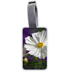 Cosmea   Luggage Tag (Two Sides)
