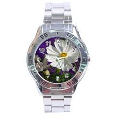 Cosmea   Stainless Steel Watch (Men s)
