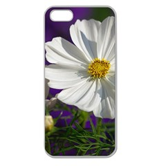 Cosmea   Apple Seamless iPhone 5 Case (Clear)