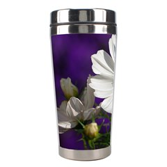 Cosmea   Stainless Steel Travel Tumbler