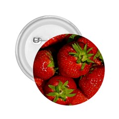 Strawberry  2.25  Button