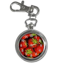 Strawberry  Key Chain & Watch