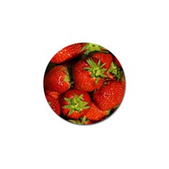 Strawberry  Golf Ball Marker
