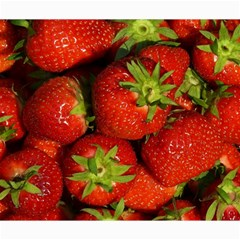 Strawberry  Canvas 20  x 24  (Unframed)