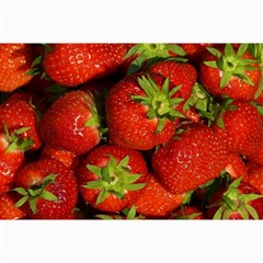 Strawberry  Canvas 24  x 36  (Unframed)