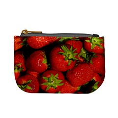 Strawberry  Coin Change Purse