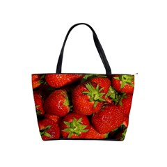 Strawberry  Large Shoulder Bag