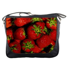 Strawberry  Messenger Bag