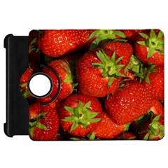 Strawberry  Kindle Fire Hd 7  Flip 360 Case