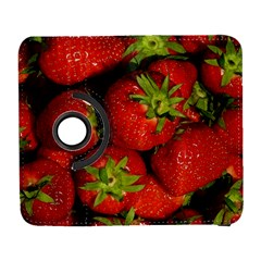 Strawberry  Samsung Galaxy S  III Flip 360 Case