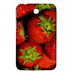 Strawberry  Samsung Galaxy Tab 3 (7 ) P3200 Hardshell Case