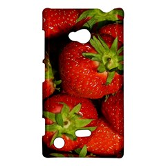 Strawberry  Nokia Lumia 720 Hardshell Case