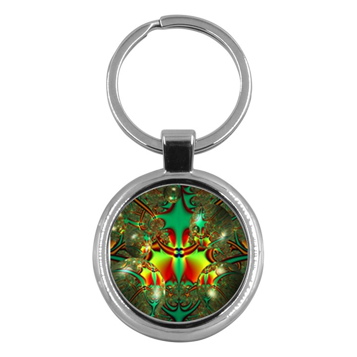 Magic Balls Key Chain (Round)