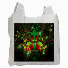 Magic Balls Recycle Bag (One Side)