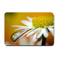 Daisy With Drops Small Door Mat