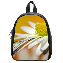 Daisy With Drops School Bag (small)