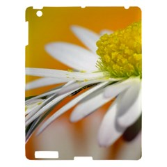 Daisy With Drops Apple Ipad 3/4 Hardshell Case