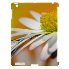 Daisy With Drops Apple iPad 3/4 Hardshell Case (Compatible with Smart Cover)