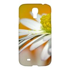 Daisy With Drops Samsung Galaxy S4 I9500/I9505 Hardshell Case