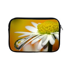 Daisy With Drops Apple iPad Mini Zipper Case