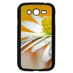 Daisy With Drops Samsung Galaxy Grand Duos I9082 Case (black)