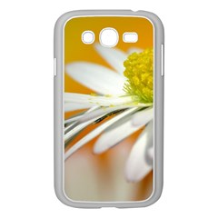 Daisy With Drops Samsung Galaxy Grand Duos I9082 Case (white)