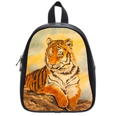 Tiger Cub School Bag (small)