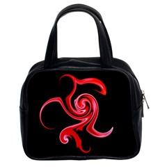 L430 Classic Handbag (two Sides)