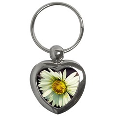 Daisy Key Chain (Heart)