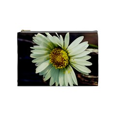 Daisy Cosmetic Bag (Medium)