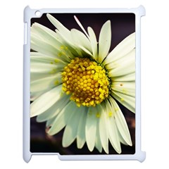 Daisy Apple iPad 2 Case (White)