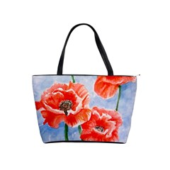 Poppies Large Shoulder Bag