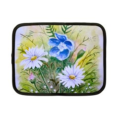 Meadow Flowers Netbook Case (Small)