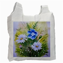 Meadow Flowers Recycle Bag (Two Side)