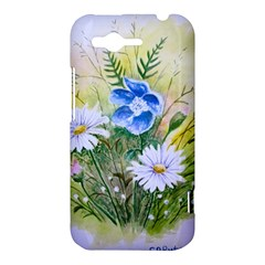 Meadow Flowers HTC Rhyme Hardshell Case